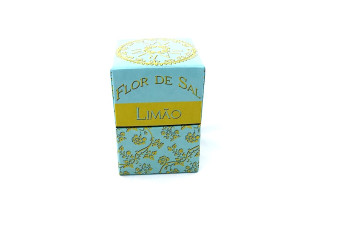 Sal Marim salt flower with flavour-limao