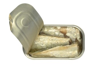 Jose Gourmet sardines in olive oil with lemon int