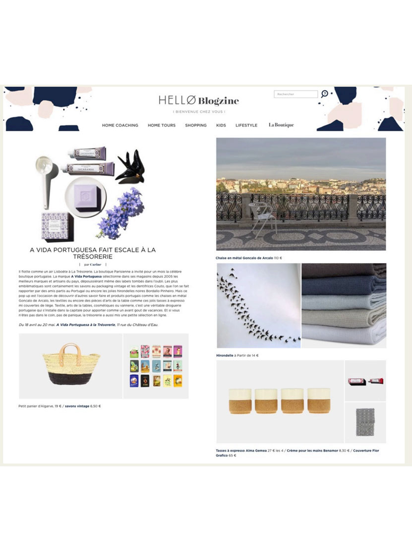 Hello Blogzine France