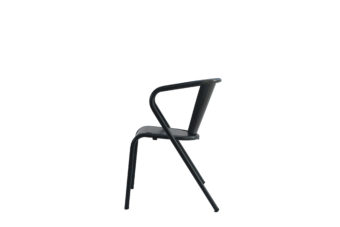 black arcalo Lisbon chair