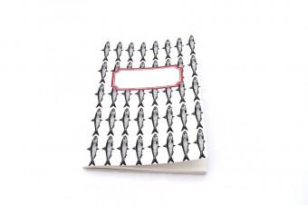 Notebook sardine