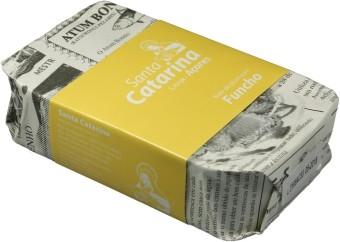 Santa catarina tuna whith fennel seeds