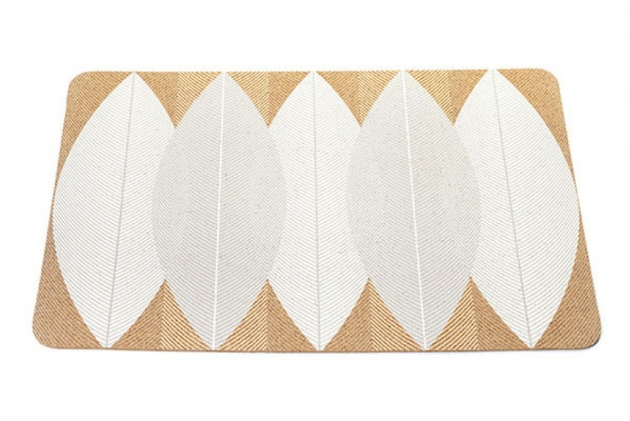 Cork Placemats By Korko Set Of 2 Pois Selectionpois