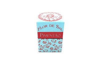 Sal Marim salt flower with flavour_pimentao