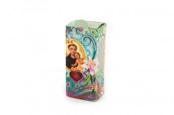 Small Saint Anthony ceramic statue_box