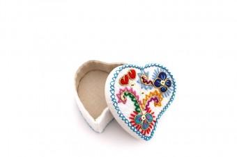 Viana box heart verso
