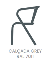 arcalo chair grey