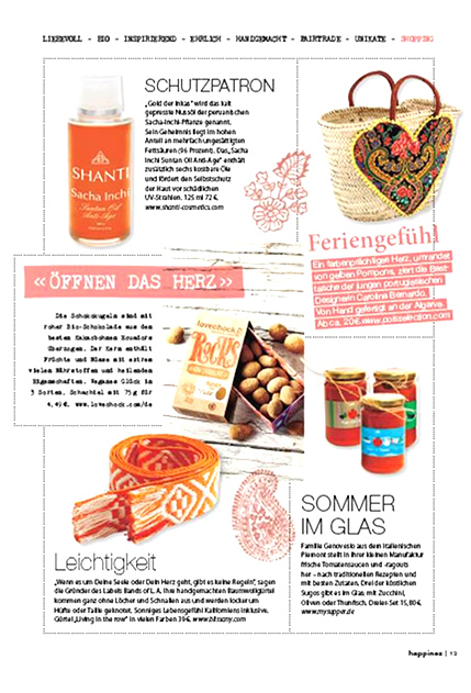 Magazine Happinez