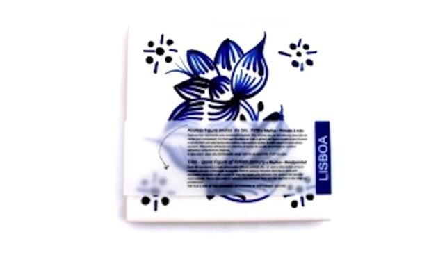 Traditional tile pattern ceramic