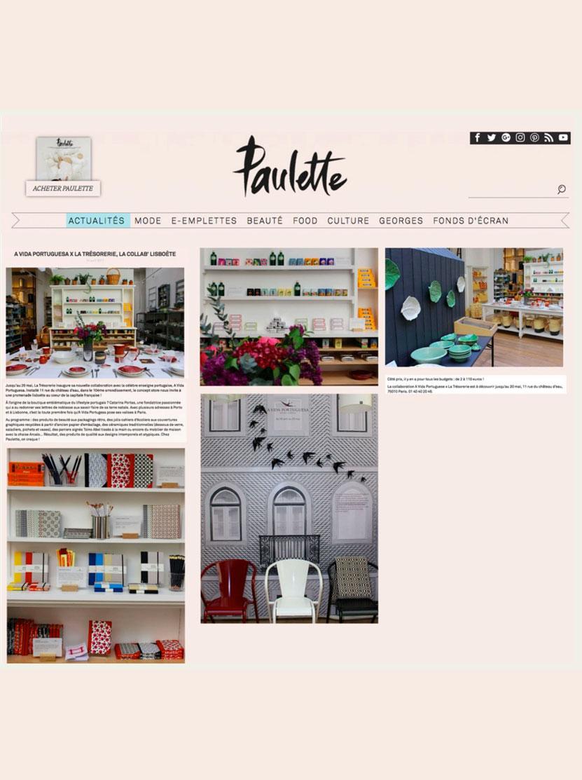 Paulette France